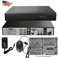 4CH 960H H.264 DVR 4 Channel Digital Video Recorder 1080P for Security Camera L8