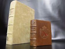 LIVRE D'HEURES Book of Hours ILLUMINATED MANUSCRIPT Antique Ancient Christian