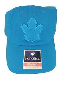 Toronto Maple Leafs NHL Hockey Fanatics Adjustable One Size Cap Hat Adult NEW