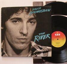 BRUCE SPRINGSTEEN – The River (CBS 88510) 2 x Vinyl LP; 1980 1st Press - EX/VG+