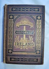 RARE! THE HISTORY OF IRELAND, ANCIENT AND MODERN, by Abbe Mac-Geoghegan ( B4)