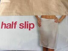 Kmart Half Slip in beige/Skin  Colour Size 16