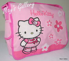 Hello Kitty Backpack School Bag Hand Tote Back Pack Purse Shopping Crossbody NWT