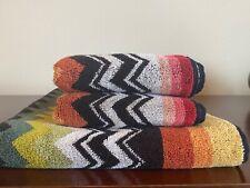 Missoni towel set