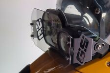 Clear Headlight guard GS style BMW F650GS, F700GS, F800GS