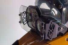 ORIGINAL & Brand Clear Headlight guard GS style BMW F650GS, F700GS, F800GS