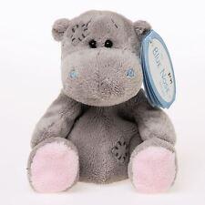 "4"" My Blue Nose Friends Thomas the Hippo No. 23 - Plush Soft Toy"