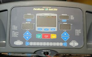 PaceMaster Gold Elite 120 VAC Treadmill Display Console