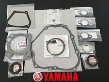 YAMAHA GOLF CART MOTOR ENGINE REBUILD KIT RINGS, GASKETS SEALS YDRA 2007- 2013
