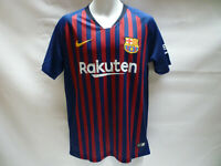 Nike Barcelona Messi Home Shirt 2018 2019 Messi 10 Genuine Bnwt - New