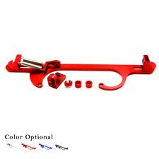 Red Billet 4150 4160 Aluminum Throttle Cable Carb Bracket Carburetor 350