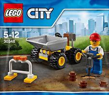 LEGO City / Construction #30348 - Mini Dumper - Collector 2016 - NEW / Sealed