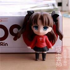 #409 Fate Stay Night Tohsaka Rin Nendoroid PVC Figure Anime Toy 10cm AU