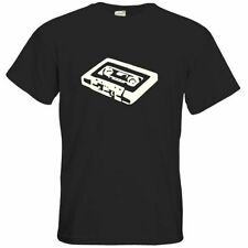 B&C Herren-T-Shirts mit Retro L