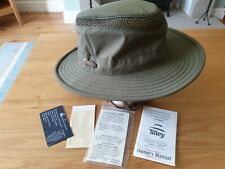 TILLEY AIRFLO HAT - MODEL LTM5 - SIZE 7 AND 1/8 - NEVER WORN