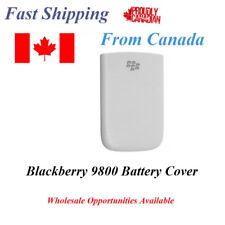 BlackBerry Torch 9800 9810 White Battery Cover