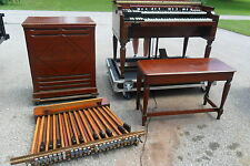 hammond b3 organ with Leslie 45 speaker and road case (concert/ tour ready)