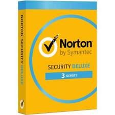NORTON SECURITY 2018 * 3 PC/Geräte * 1 Jahr * Vollversion * DELUXE