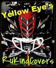 Yamaha Raptor YELLOW EYES Head Light Covers RuKind ORIGINAL ALL YEARS
