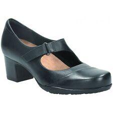 Clarks Business Block Heel Shoes for Women