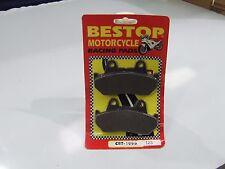 Bestop Honda Motorcycle Racing Brake Pads VD123 SBS542