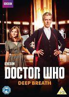 Doctor Who: Profundo Aliento [DVD] Peter Capaldi & Jenna Coleman Dr Who -
