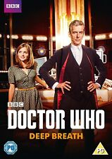 Doctor Who: Deep Breath [DVD] Peter Capaldi & Jenna Coleman Dr Who - dispatch24h
