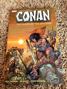 Conan: the Hour of the Dragon by Marvel Comics (2020, Trade Paperback)