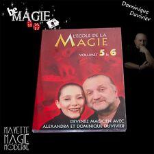 DUVIVIER - DVD L'école de la Magie - Volume 5 & 6