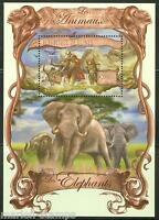 GUINEA  2013 THE ANIMALS  ELEPHANT   SOUVENIR SHEET MINT NH