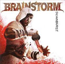 Brainstorm - Downburst - 2008 Metal Blade Records - 9.17