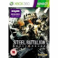 Steel Battalion: Heavy Armor (Microsoft Xbox 360, 2012) -Brand New & Sealed Pal