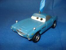 Finn McMissle Christmas Ornament Pixar Cars 2 Disney Store 2011