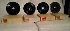 Lot of (4) 140-Slide Kodak Projector Carousel 140 Trays