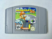 Mario Kart 64 (Nintendo 64, 1997)  N64 US version