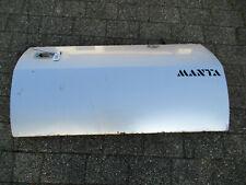 A-pilier Ascona B Manta B türsäule avec Seuil//Tôle d/'entrée gauche