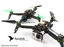 Mini FPV Tricopter Frame (KIT) FALTBAR für F3 F4 FC 2205 Motor