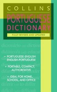 Collins Portuguese Dictionary (Collins Language) by HarperCollins Publishers in