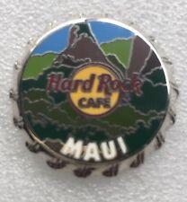 RARE Hard Rock Cafe MAUI 2006 BOTTLE CAP Series PIN Haleakala Volcano - HRC