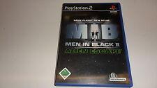 PlayStation 2 PS 2 Men in Black II: Alien escape