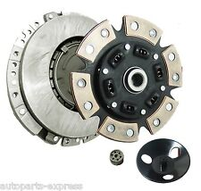 CLUTCH KIT SET STG 2 BAHNHOF FOR 95-02 VOLKSWAGEN CABRIO 3/94-98 GOLF JETTA 2.0L