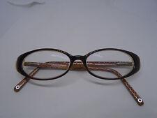 COACH Womens Eyeglasses BECKY 507 Tortoise 48-14-135 Oval Rx Glasses Frames