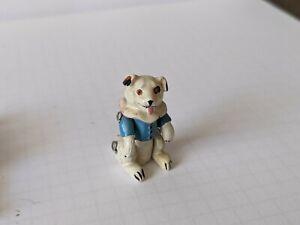 Hantel miniatures White Dog