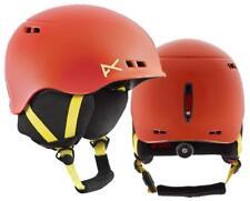 Youth Unisex Burton ANON Burner Helmet Ski Snowboard Helmet - ORANGE Size S/M