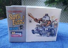 Monogram SUPER FUZZ Fred Flypogger Stanley Mouse Model Kit