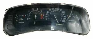Speedometer US With Driver Information Center Fits 98-99 PARK AVENUE 294582