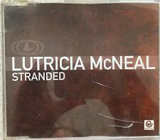 LUTRICIA MCNEAL - STRANDED - UK CD SINGLE