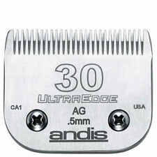Andis Ultraedge Size 30 Detachable Clipper Blade Dog Grooming Wahl Oster A5