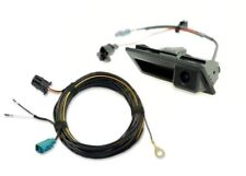 Audi A3 8V Rear view reverse Camera kit with Guidance Line + wiring harness