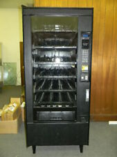 CRANE NATIONAL 158 GLASS FRONT SNACK VENDING MACHINE FREE SHIPPING